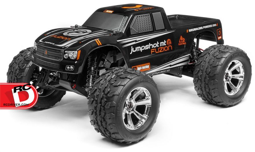 HPI Racing - Jumpshot MT Flux Fuzion copy