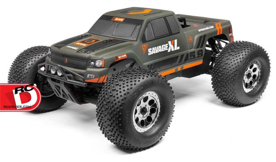 Savage Xl 5 9 2 0 Rtr From Hpi Racing