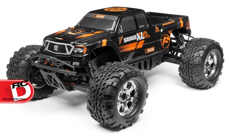 HPI Racing - Savage XL Flux RTR_1 copy