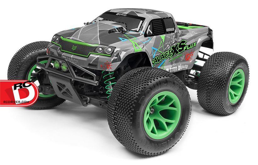 HPI Racing - Savage XS Flux Vaughn Gittin Jr. Signature Edition_1