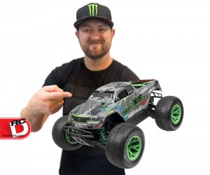 HPI Racing - Savage XS Flux Vaughn Gittin Jr. Signature Edition_2