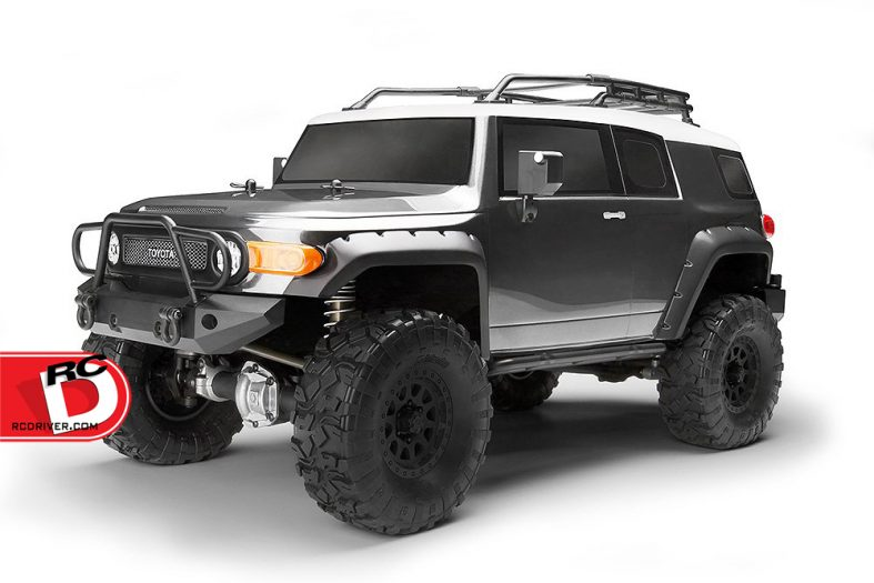 HPI Racing - Venture Toyota FJ Cruiser RTR_1 copy