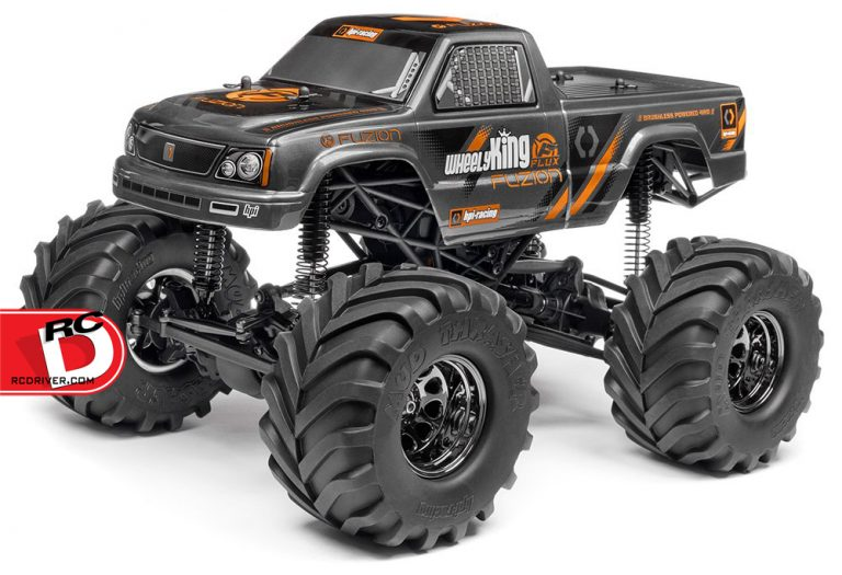 HPI Racing - Wheely King Flux Fuzion _1 copy