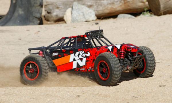 Losi - K&N DBXL 4WD RTR Gas Buggy_3