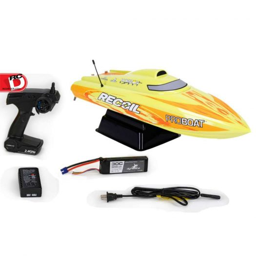 Pro Boat - Recoil 26-inch Self-Righting Brushless Deep-V RTR _1 copy