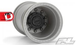 Pro-Line - Brawler Clod Buster 2.6 Gray Wheel _1