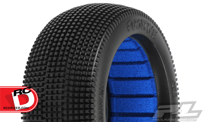 Pro-Line - Fugitive M4 Super Soft Off-Road 1-8 Buggy Tires_2 copy