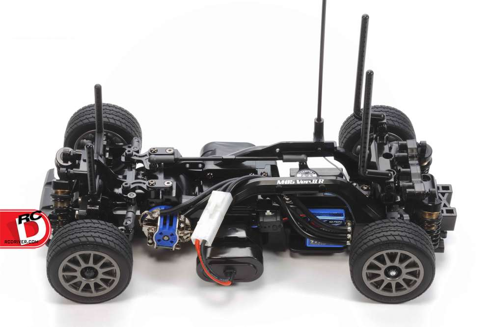 Tamiya - M-05 Ver.II R Limited Edition Chassis Kit