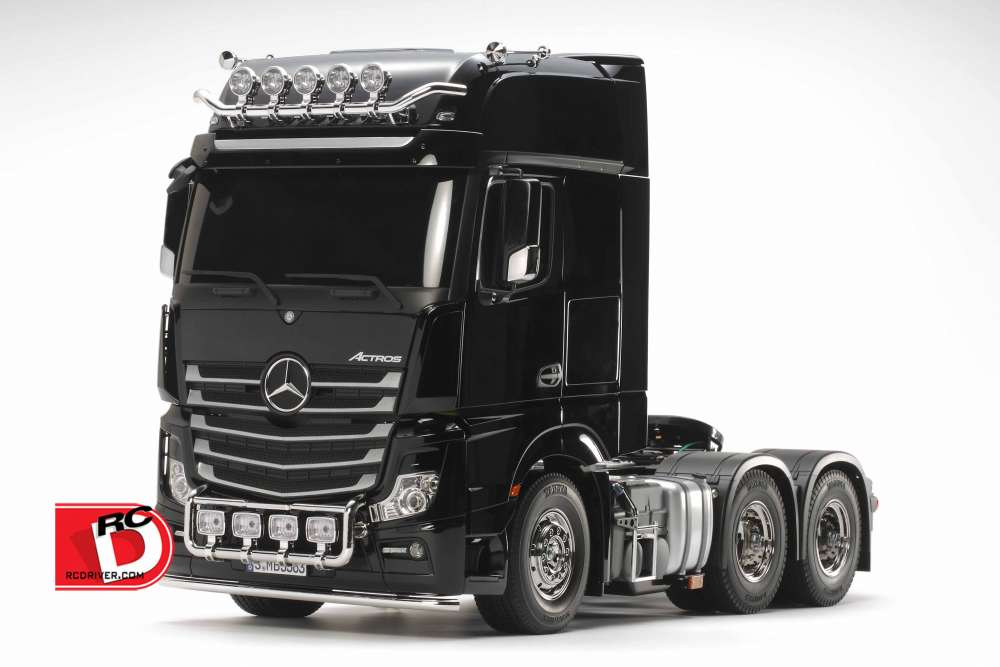 Tamiya - Mercedes-Benz Actros 3363 6x4 GigaSpace copy
