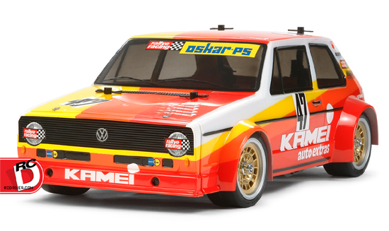 Tamiya - Volkswagen Golf Mk.1 Racing Group 2 (M-05 Chassis)