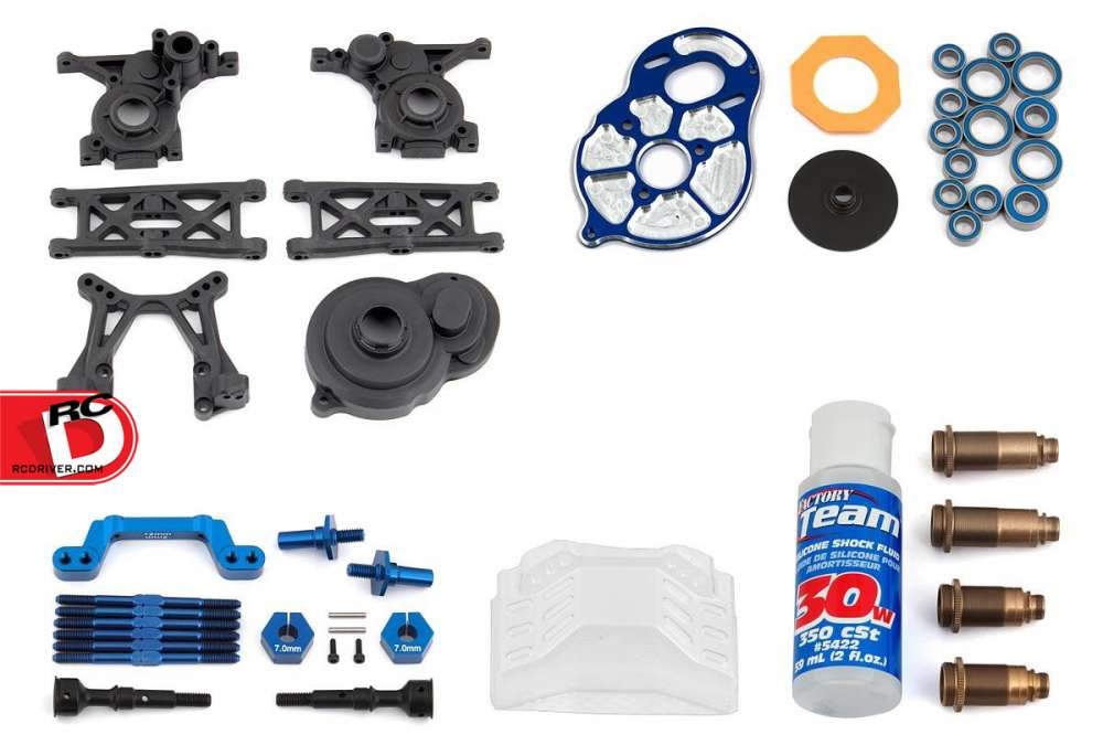 Team Associated - B5M to B5MCE Conversion Kit copy