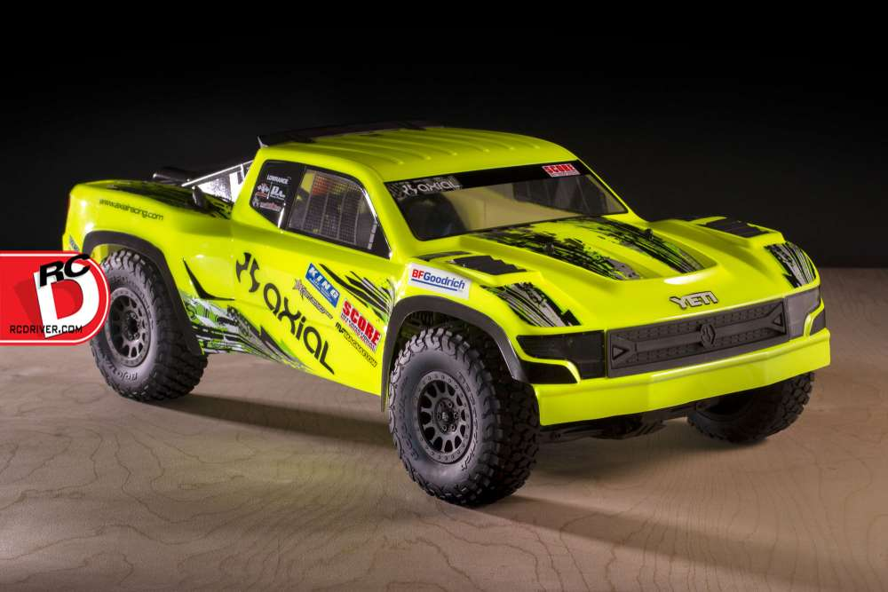 Axial - SCORE Trophy Truck Body copy
