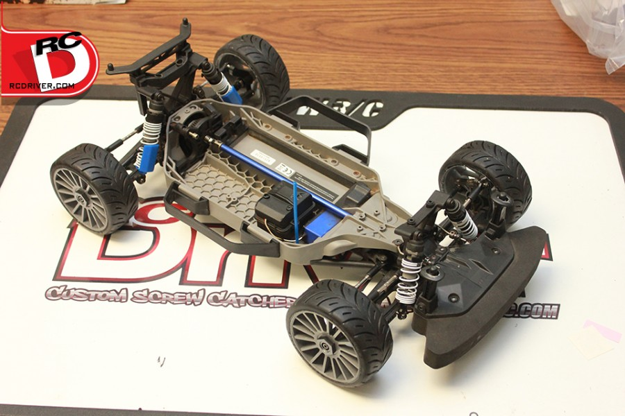Project Traxxas Super Speed 4x4