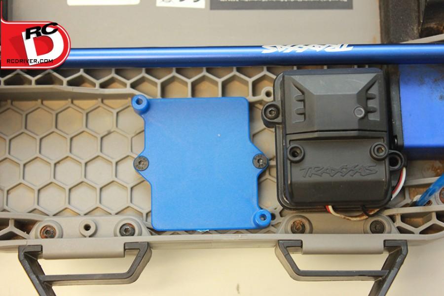 RPM ESC Cage Plate