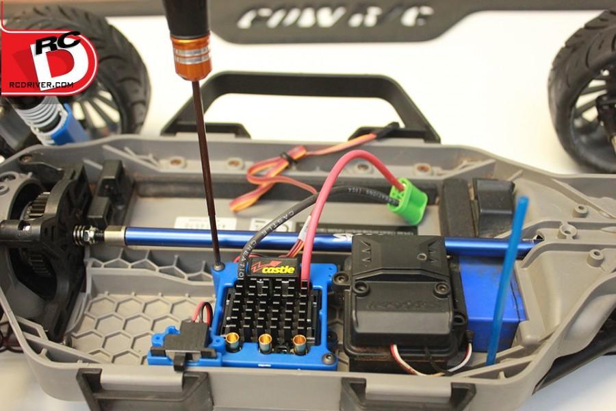 RPM ESC Cage Install