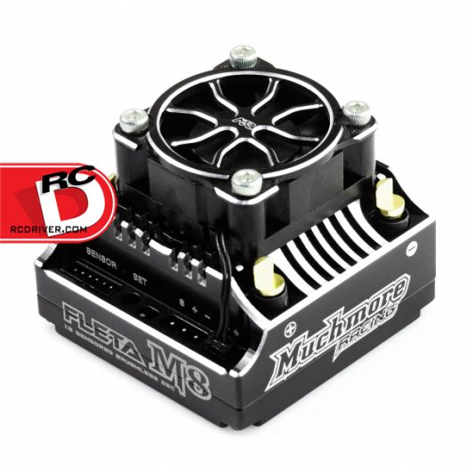 Muchmore - Fleta M8 Competition Brushless ESC copy