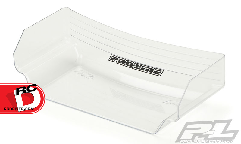 Pro-Line - Champion 6.5 Clear Rear Wing_Copy