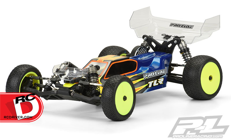 Pro-Line - Predator Clear Body for the 22 3