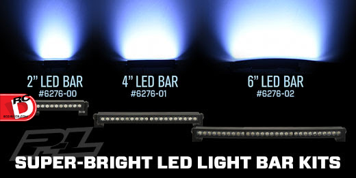 Super bright led light bar kits from pro line pro line super bright led light bar kit copy aloadofball Image collections