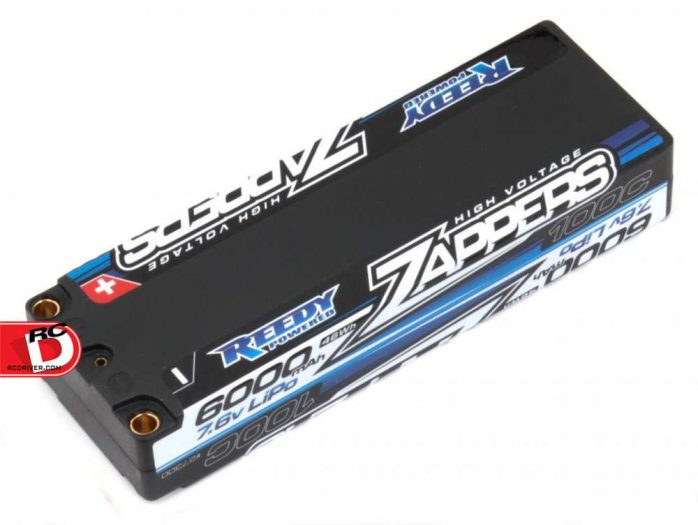 Team Associated - Reedy Zappers Hi-Voltage LiPo Batteries_4 copy