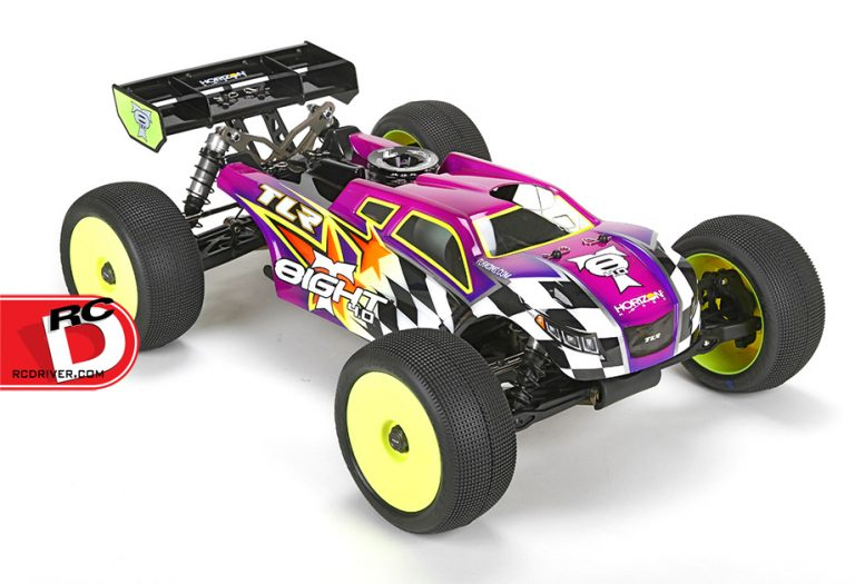 Team Losi Racing - 8IGHT-T 4.0 Nitro Truggy Kit _1