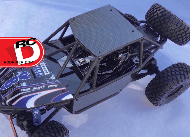 Xtreme Racing - Axial RR10 Bomber Carbon Fiber Body Panels_3 copy