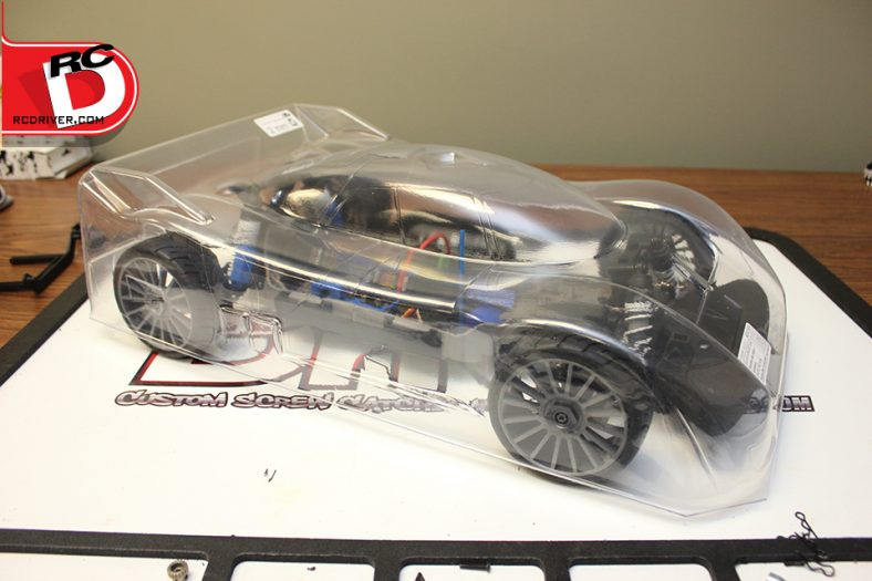 Traxxas Super Speed 4x4
