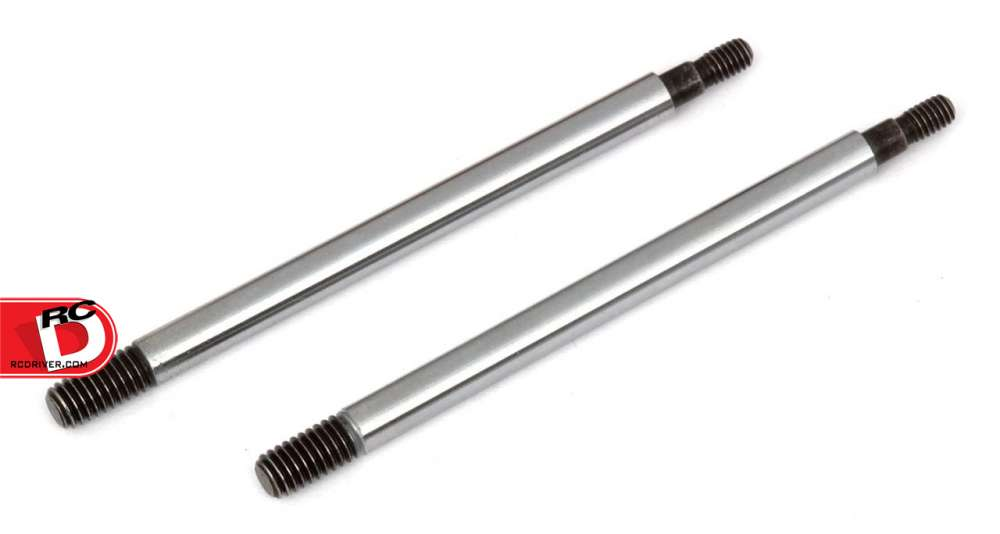 Team Associated - Factory Team Chrome Coated Shock Shafts for the RC8B3, 8B3e and RC8T3, 8T3e copy