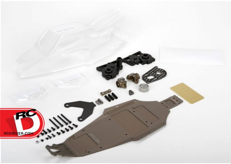 Team Losi Racing - 22 3.0 Laydown Transmission Conversion Kit
