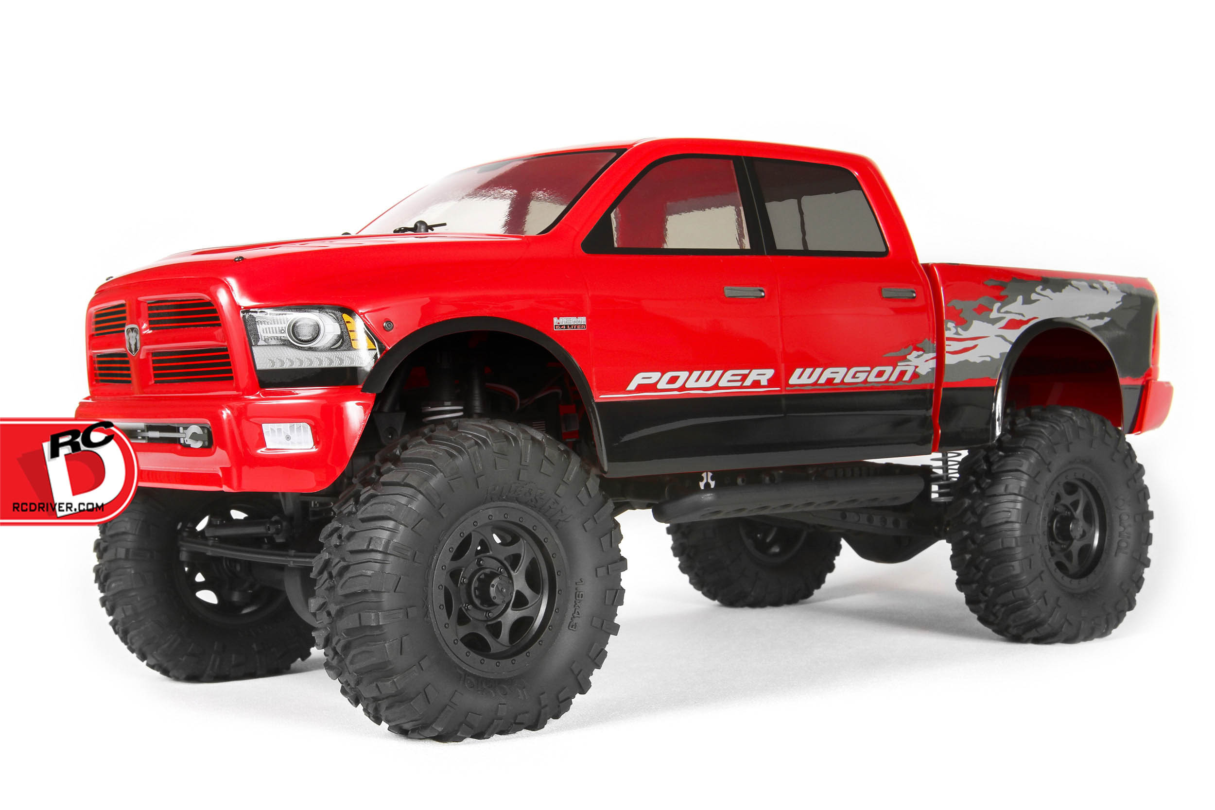 Ram Power Wagon From Axial Racing
